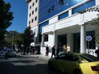 Ενημέρωση για τη συγκέντρωση αλληλεγγύης στα Διοικητικά Δικαστήρια Αθήνας (23/11/2017)