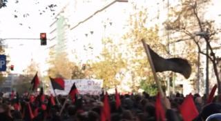 Άλλο ένα video από την πορεία στις 12 Ιανουαρίου 2013